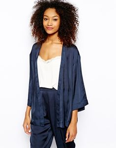 Kimonos | Women's shirts, blouses, camisole tops | ASOS