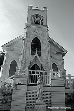Church Bodega  Bay
