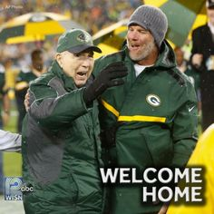df0ff2fab Brett Favre s jersey retirement ceremony with Bart Starr Packers Games