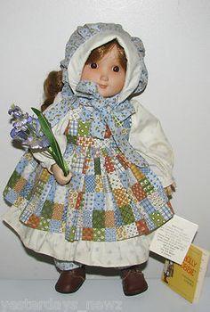 Gorham China Holly Hobbie Doll