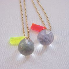 Sphere Necklace – pomme