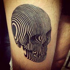Tattoo done by Tania Maia. @7anyamaia