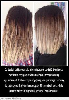 Beauty Care, Beauty Hacks, Hair Beauty, Pinterest Hair, Ombre Hair, Hair Hacks, Cute Hairstyles, Healthy Hair, Health And Beauty