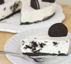 طريقة عمل تشيز كيكاوريو Panna Cotta, Cheesecake, Sweets, Homemade, Cooking, Ethnic Recipes, Desserts, Food, Kitchen