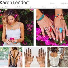 Karen London @karenlondonjewelry Instagram photos | Websta (Webstagram)