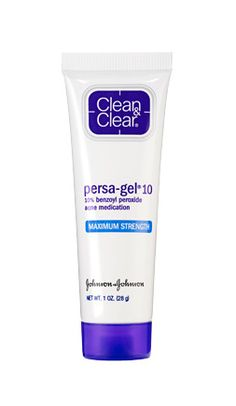 If you have pimple problems, try a benzoyl peroxide treatment like Clean & Clear Persa-Gel 10.