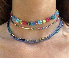 Hippie Jewelry, Cute Jewelry, Diy Jewelry, Beaded Jewelry, Jewelry Accessories, Beaded Necklace, Necklaces, Dangle Earrings, Diamond Earrings