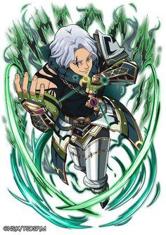 Sir Hendricksen | Nanatsu no Taizai (Seven Deadly Sins)