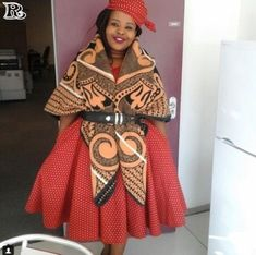 the most stylish shweshwe styles, These shweshwe dresses they've all rocked at the altered times and altered appearance how beautiful and appearance Shweshwe Dresses, African Traditional Dresses, African Print Fashion, Celebs, Celebrities, Rock, African Dress, I Dress, Summer Outfits