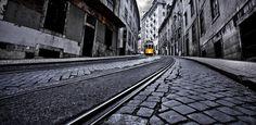 Photo Abandoned passage by Jorge Maia on Magical Photography, City Photography, La Rive, Lisbon Portugal, Great Photos, Amazing Photos, Landscape Photographers, Amazing Nature, Beautiful World