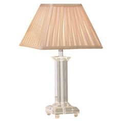 Decorating Your Living room with table lamps