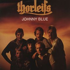 """Thorleifs - """"Johnny Blue"""", swedish version of the german entry for the Eurovision Song Contest 1981 by Lena Valaitis"""