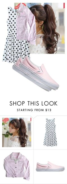 """""""Untitled #391"""" by flashinglights-397 on Polyvore featuring Pin Show, Vans, women's clothing, women, female, woman, misses and juniors"""