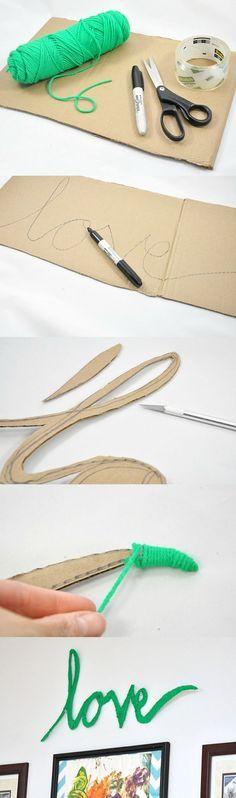 Ideas con Cajas de Cartón