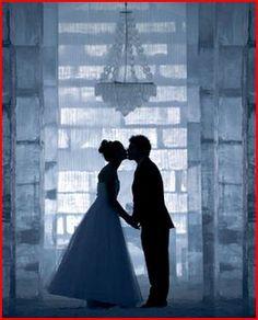 ice hotel weddings