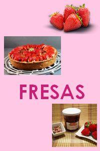 Recetas con Fresas Strawberry Recipes Recettes aux Fraises