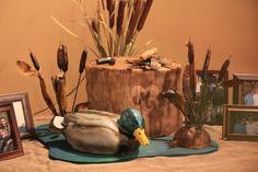 Duck hunter Grooms cake