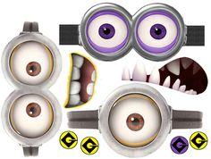 Idea para entretener a los niños en una fiesta temática Minions.