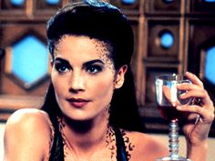 Jadzia Dax from Star Trek: DS9