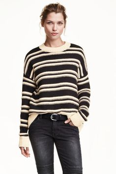 H&M - Knitted jumper £14.99