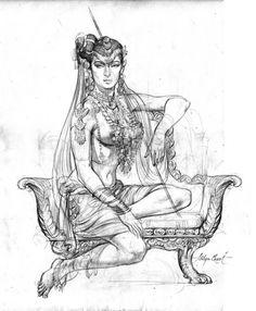 Concept Art by Aditya Chari