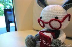 Receita Original: Little Yarn Friends