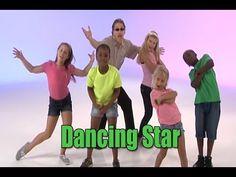 Brain Breaks   Following Directions   Physical Education   Dancing Star   Jack Hartmann - YouTube