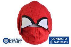 Gorro Spider Man !