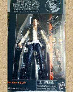 #Star #Wars #Black #Series #08 #Han #Solo  #Hasbro #actionfigures #action #figures #figuras #ação #heróis #Heroes #toys