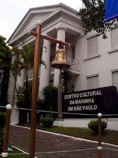Centro Cultural da Marinha de São Paulo - São Paulo, SP