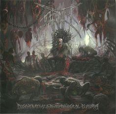 Putridity - Degenerating Anthropophagical Euphoria (2011), Brutal Death Metal