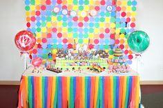 Yanna's Candy Land Birthday Party   CatchMyParty.com