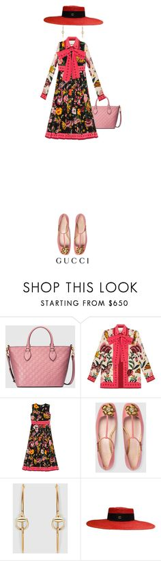 """""""Presenting the Gucci Garden Exclusive Collection: Contest Entry 2"""" by kathyaalrust ❤ liked on Polyvore featuring Gucci and gucci"""