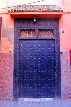 Marrakech_doors
