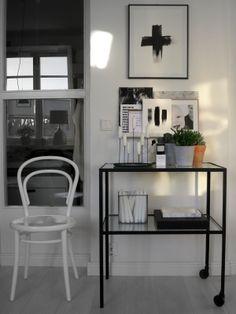 Auringonsäteet olohuoneessa / The sun in the livingroom