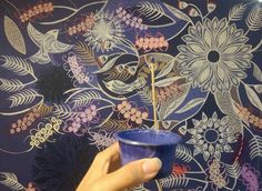 Helen Ansell Australian Plants, Flowering Trees, Tree Art, Flower Art, Printmaking, Print Patterns, Flora, Stone, Image