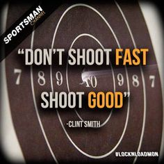 #LocknLoadMon #SportsmanChannel #ClintSmith