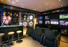 Cómo crear una sala de cine en casa - Taringa!