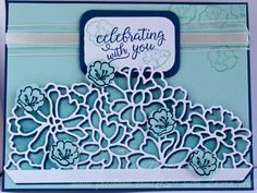 """Sneak Peek Stampin' Up! """"Falling for You"""" from Occasions 2017 Catalog."""