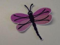 """Libelle """" klein"""" von Bine´s bunte Welt auf DaWanda.com"""