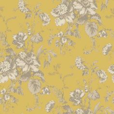 Arthouse Vintage Fleurette Wallpaper