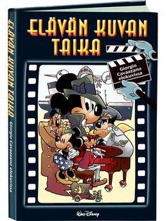 Elävän kuvan taika - Giorgio Cavazzano elokuvissa. Giorgio Cavazzanon mestarillinen yhdistelmä sarjakuvaa ja elokuvaa!  Michael Curtizin ja Federico Fellinin kuuluisat klassikot Casablanca ja La Strada ovat nyt saaneet arvoisensa sarjakuvamukaelmat italialaismestari Giorgio Cavazzanon taiteilemina.