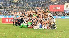 SCRIVOQUANDOVOGLIO: CALCIO COPPA ITALIA:FINALE A ROMA (17/05/2017)