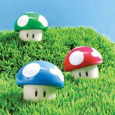 Cute little shrooms. c: