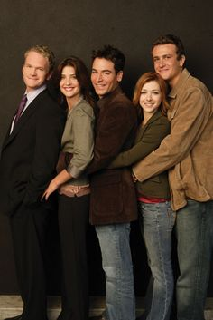 How I Met Your Mother (I'm ready for the series to end though -it's been a long run.. it's time to finish already)
