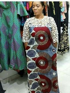 If you an ankara fashionable woman and you need good ankara dresses to rock then here are some lovely ankara gowns that will give you what you want. These ankara dresses come in different styles and designs and will give you that unique look you deserve. African Fashion Ankara, Latest African Fashion Dresses, African Print Fashion, Africa Fashion, African Dresses For Women, African Print Dresses, African Attire, African Traditional Dresses, Ankara Gowns