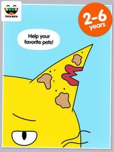 FREE for a limited time! Toca Pet Doctor - 30 animal/pet doctor themed mini-activities.