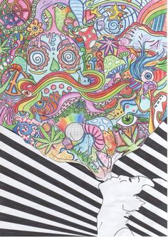 love drawing art trippy Cool hippie weed smoke bong lsd eye shrooms acid psychedelic gift colour smile colorful butterfly dread trippin smoke weed mushrooms psychedelia get high acid trip lsd trip Drogue allucination Trippy Drawings, Love Drawings, Art Drawings, Hippie Drawing, Hippie Art, Psychedelic Art, Mushroom Drawing, Stoner Art, Psy Art