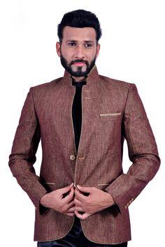 PERU BLAZER RK5064  #blazer #blazers #blazerformen Reception Suits, Men's Jacket, Tailored Suits, Blazers For Men, Wedding Suits, Formal Wear, Tuxedo, Peru, Blazer Suit