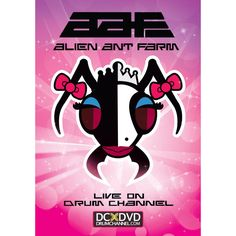 Alien Ant Farm Live on Drum Channel DVD